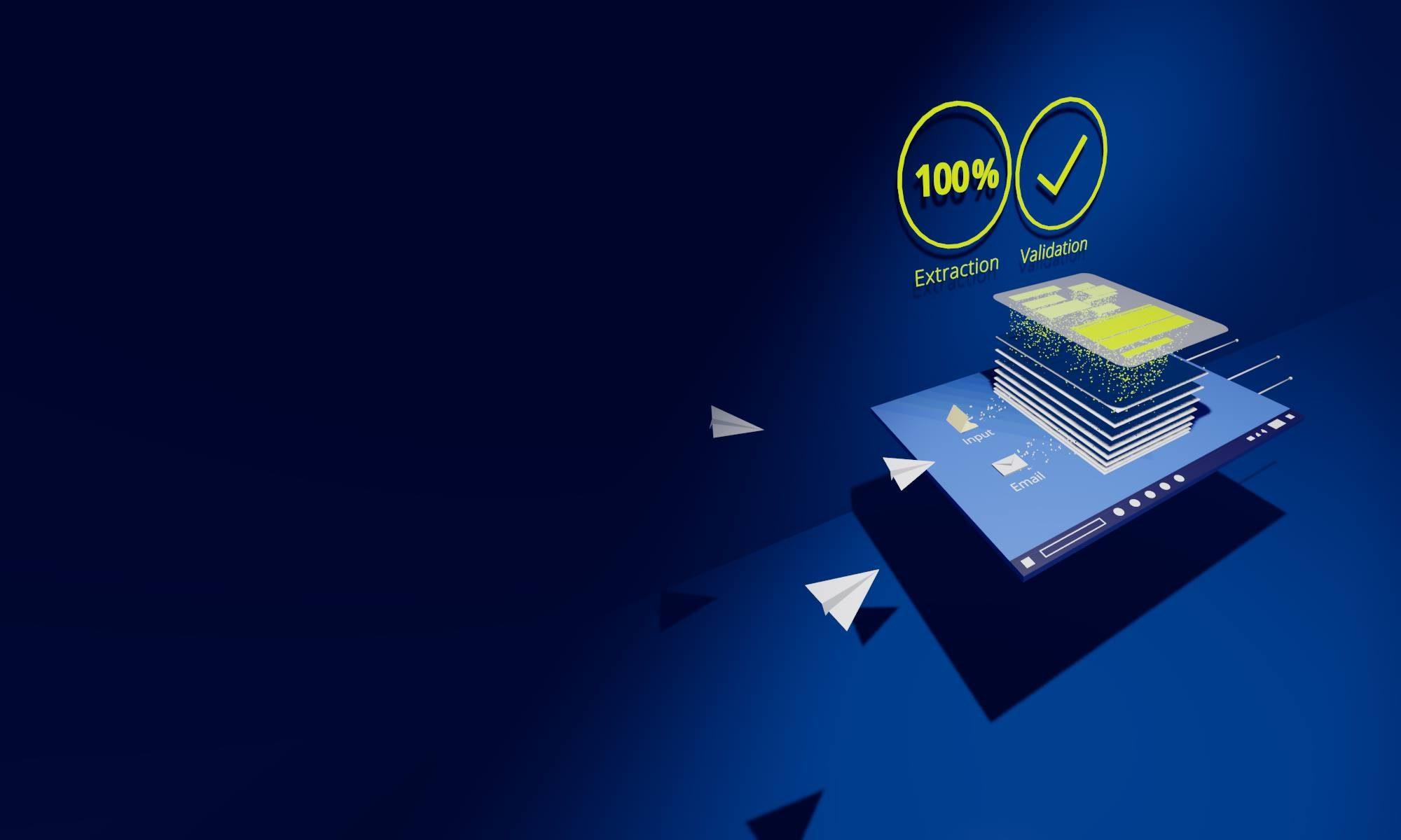Blitzschnell, vollautomatisch und 100% fehlerlos: Dokumentverarbeitung mit dem PDF-Mapper